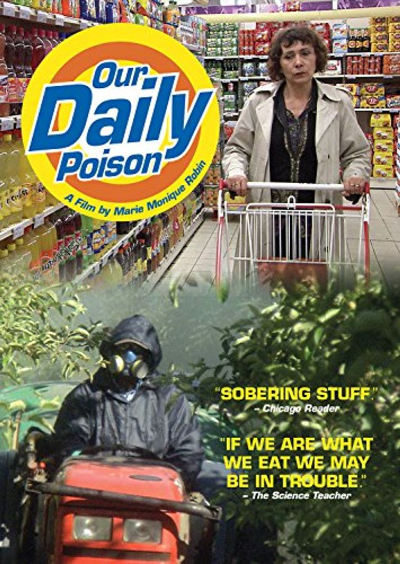 Our Daily Poison Poster
