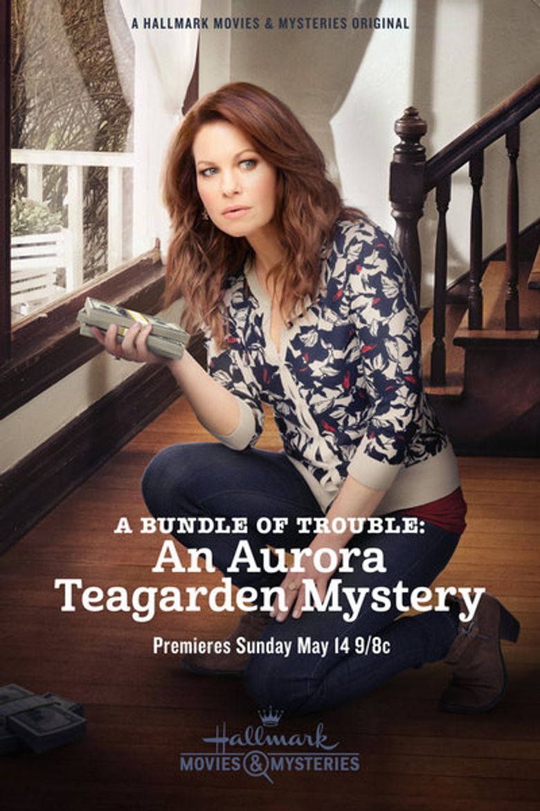 A Bundle of Trouble: An Aurora Teagarden Mystery Poster