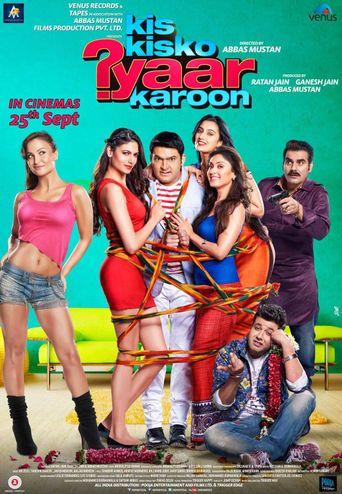 Kis Kisko Pyaar Karoon Poster