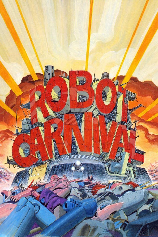 Robot Carnival Poster