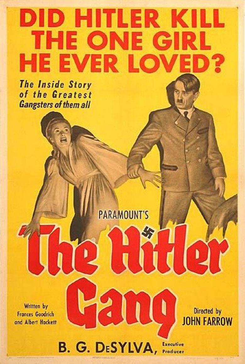 The Hitler Gang Poster