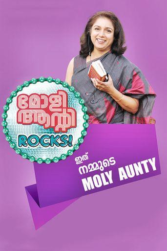 Molly Aunty Rocks! Poster