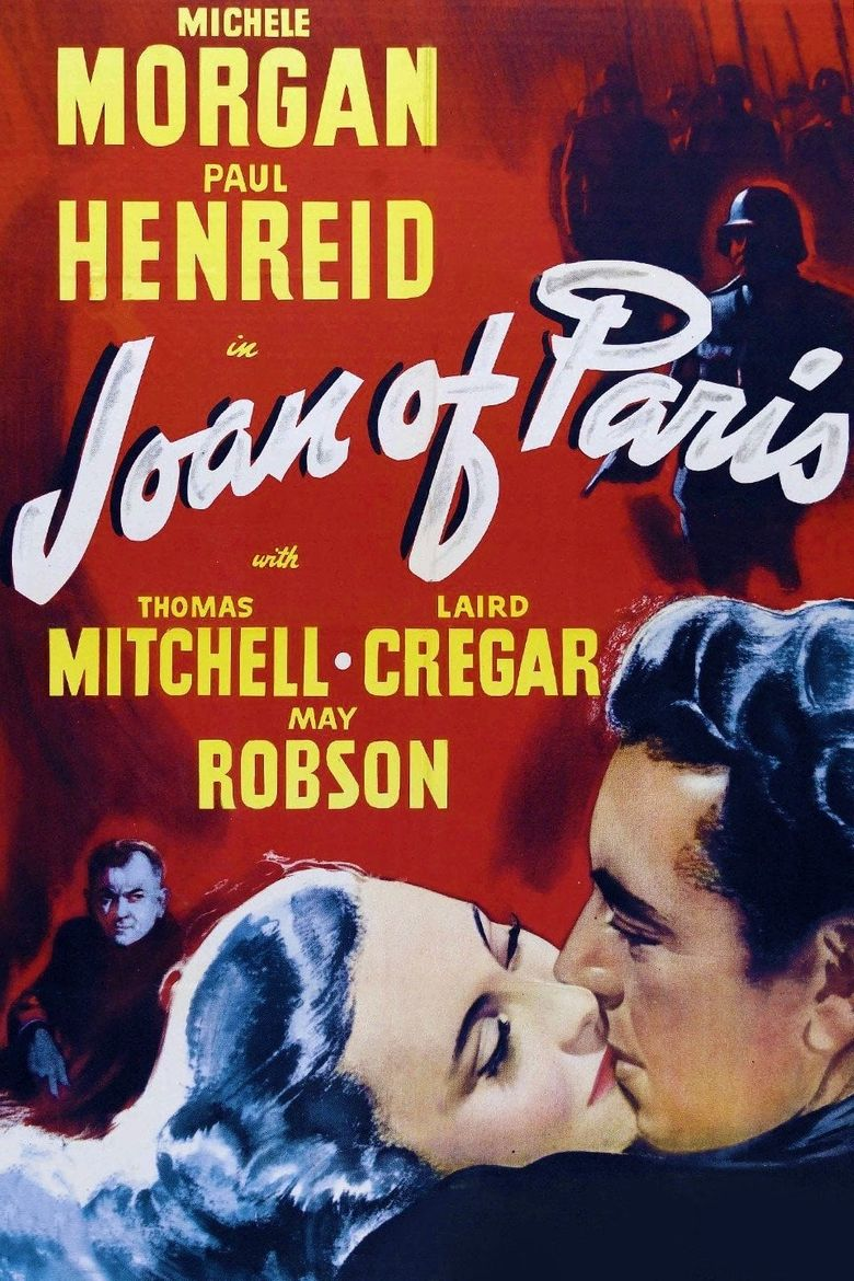 Joan of Paris Poster