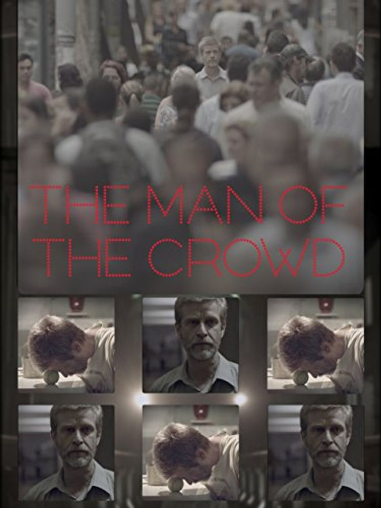 The Man of the Crowd Poster