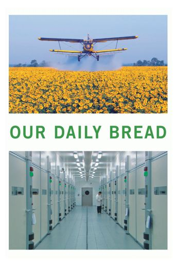 Our Daily Bread Poster