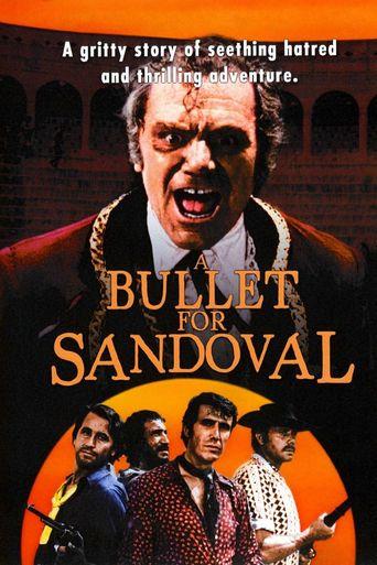 A Bullet for Sandoval Poster
