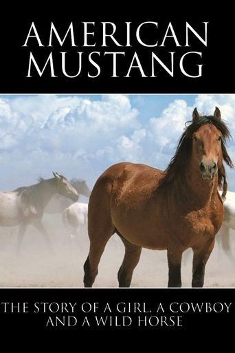 American Mustang Poster