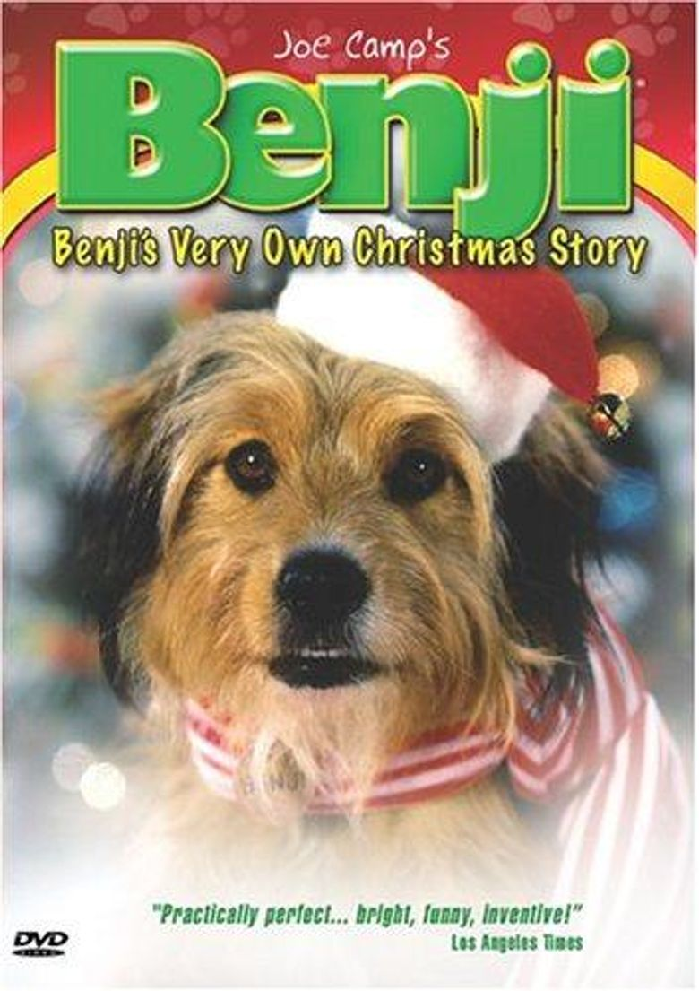 Benji's Very Own Christmas Story Poster