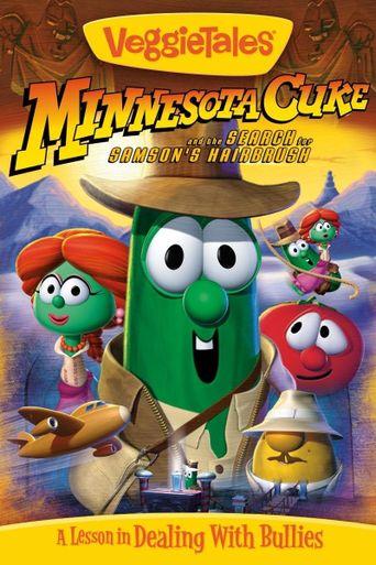 VeggieTales: Minnesota Cuke and the Search for Samson's Hairbrush Poster