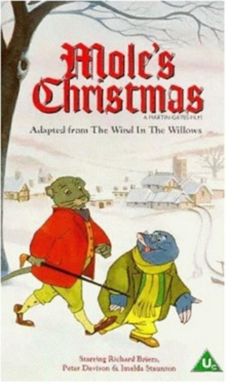 Mole's Christmas Poster