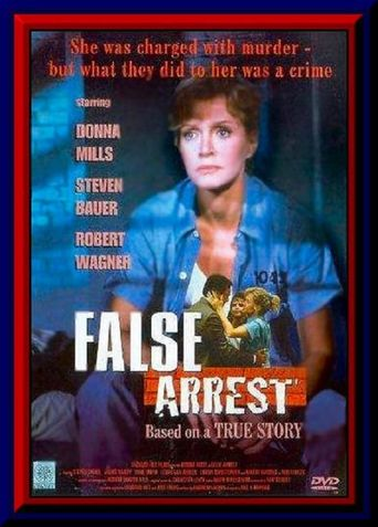 False Arrest Poster