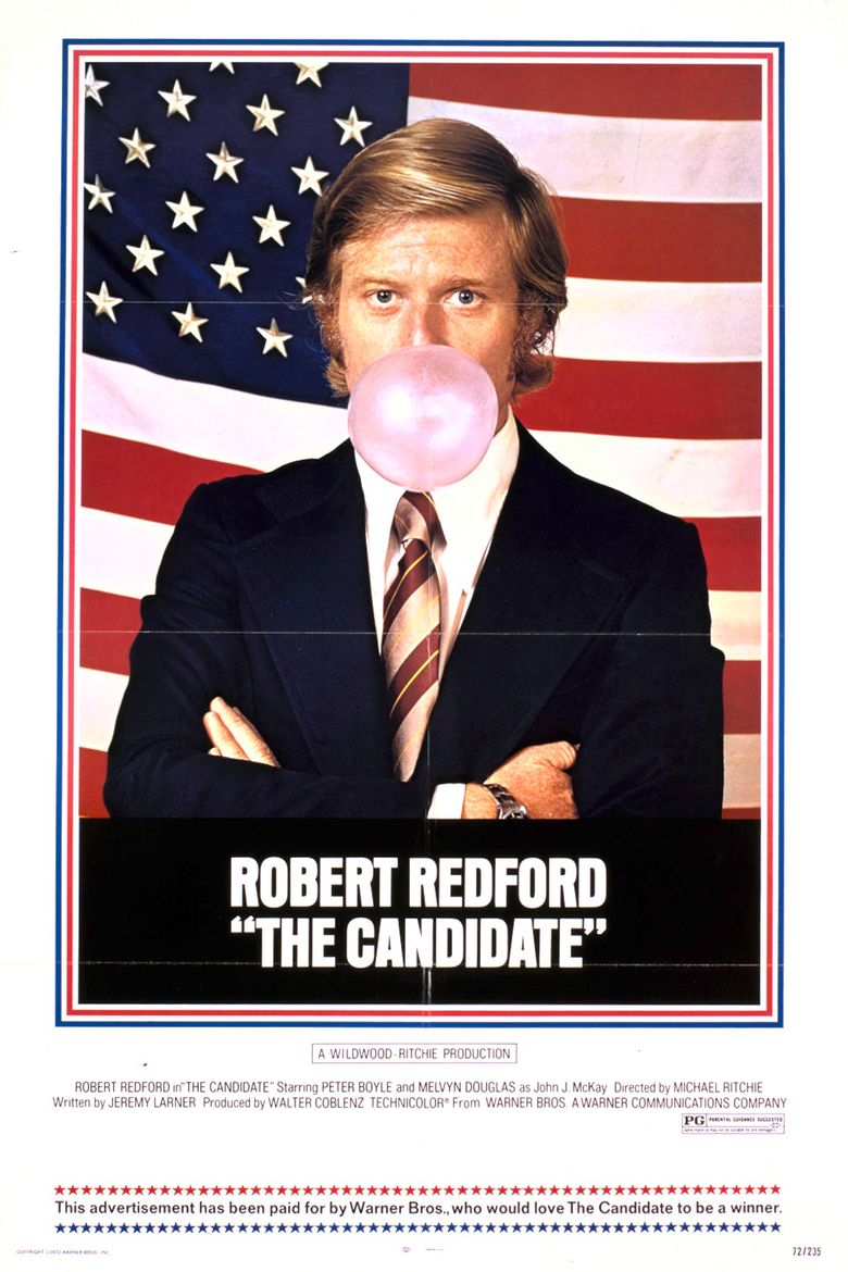 The Candidate Poster