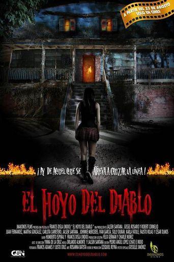 El hoyo del diablo Poster