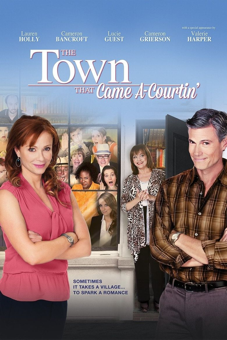 The Town That Came A-Courtin' Poster