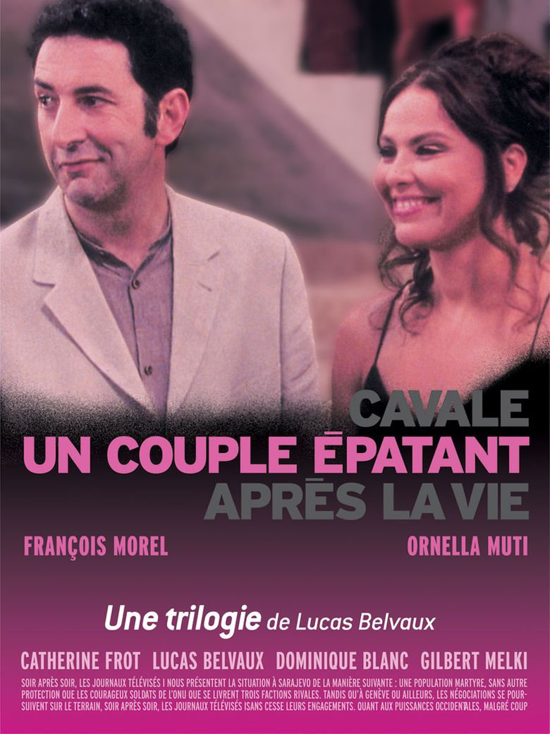 An Amazing Couple Poster