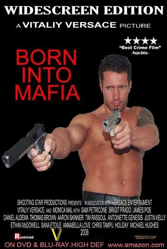 Born Into Mafia Poster