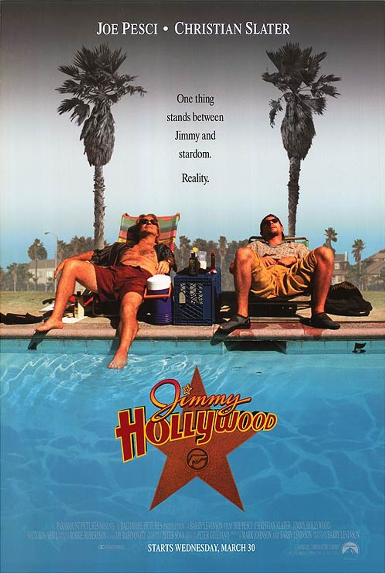 Jimmy Hollywood Poster
