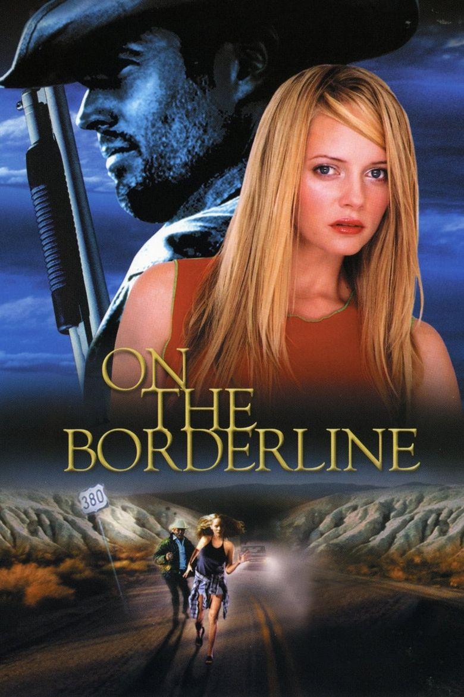 On the Borderline Poster