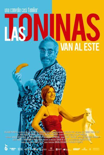 Las toninas van al Este Poster