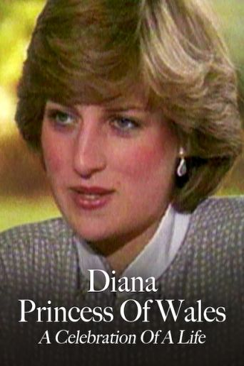 Diana Princess of Wales: a Celebration of a Life Poster