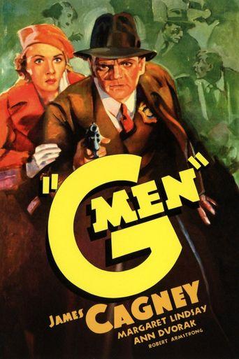 'G' Men Poster