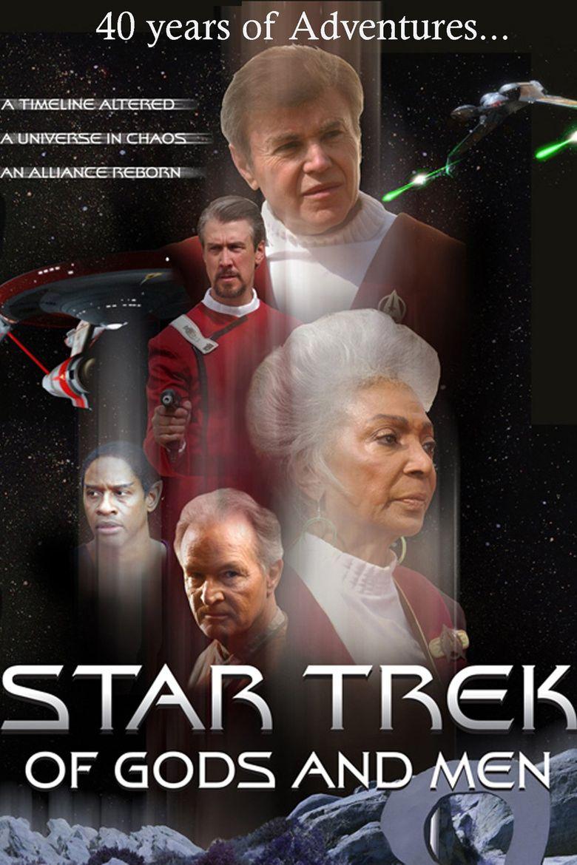 Star Trek: Of Gods And Men Poster