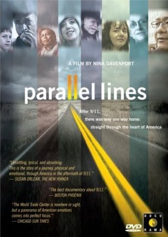 Parallel Lines Poster