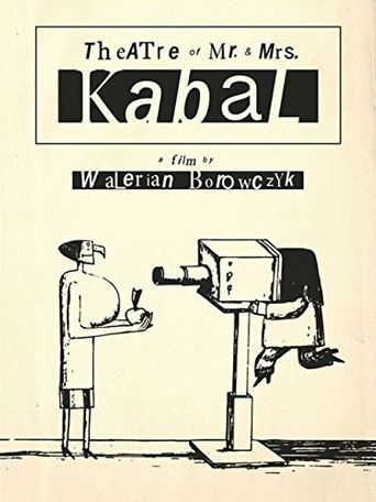 Theatre of Mr. and Mrs. Kabal Poster