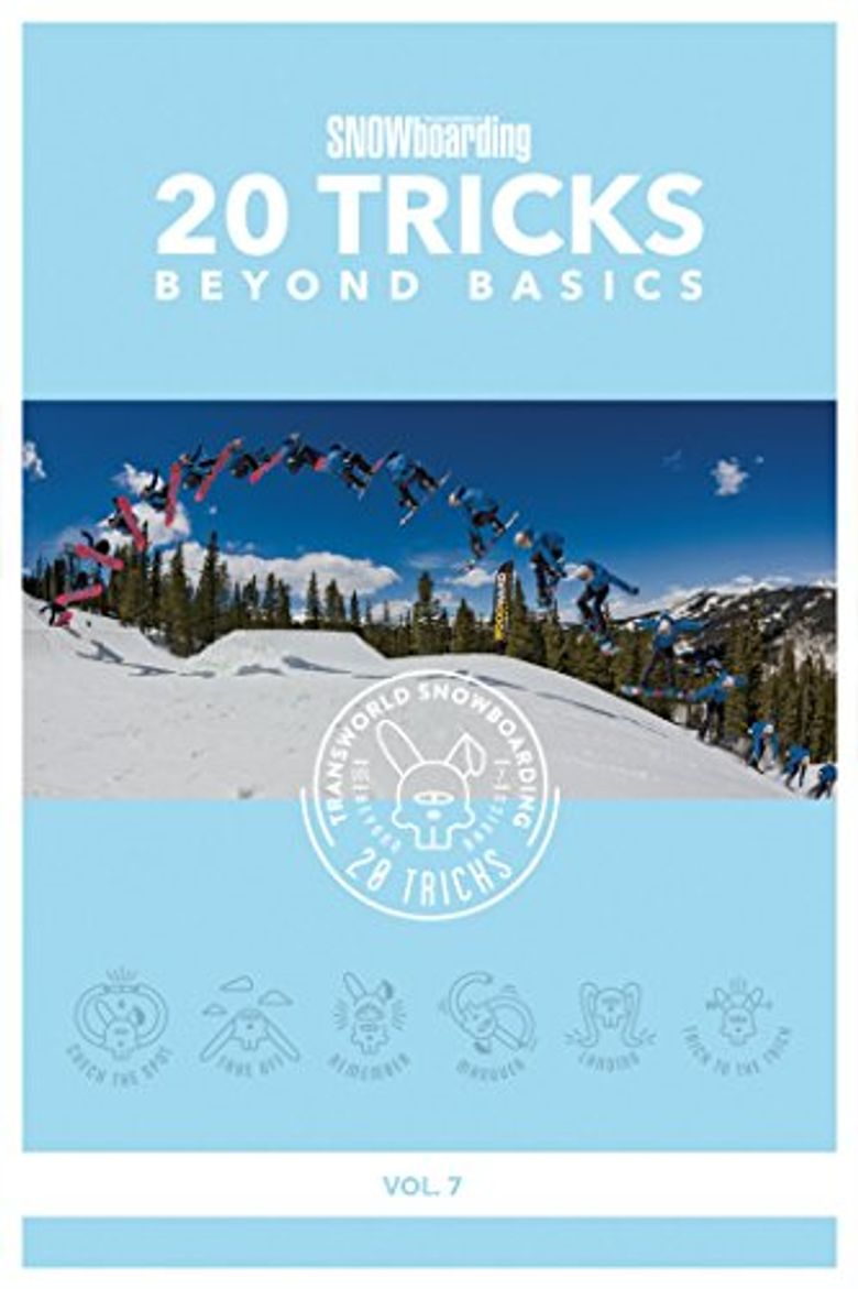 Transworld 20 Tricks Vol. 7 Poster