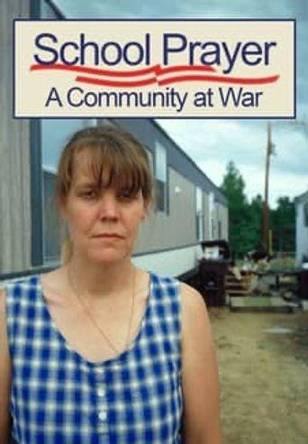 School Prayer: A Community at War Poster