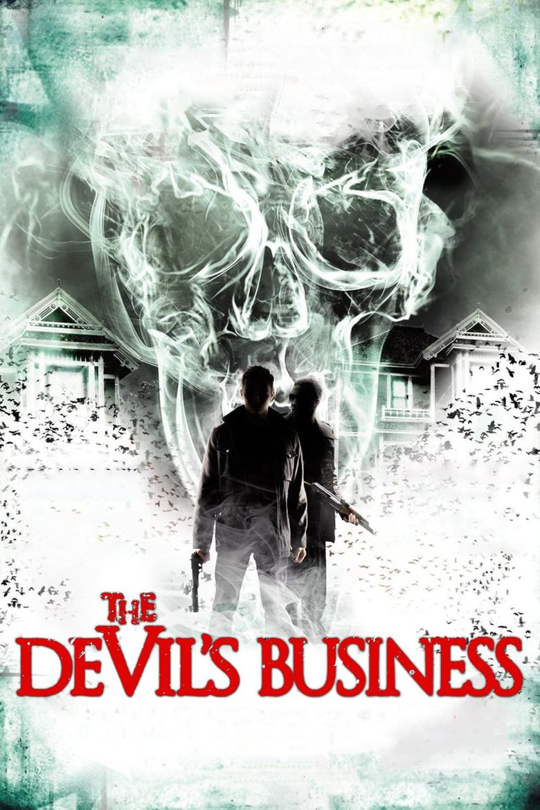 The Devil's Business Poster