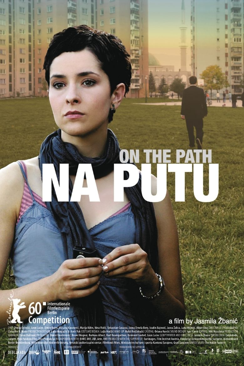 On the Path Poster