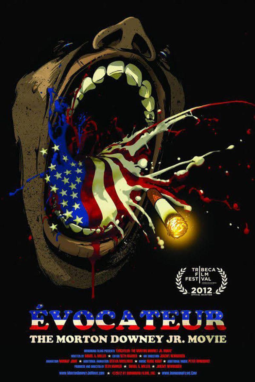 Evocateur: The Morton Downey Jr. Movie Poster