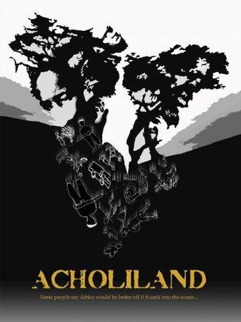 Acholiland Poster