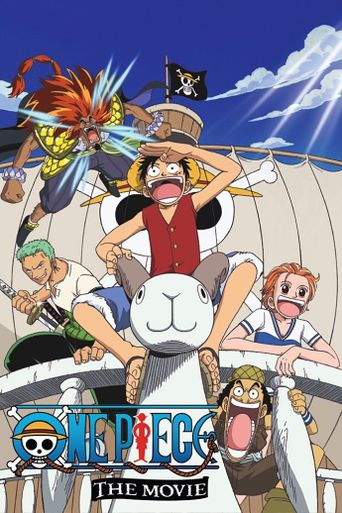 One Piece: The Movie Poster