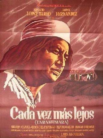 Tarahumara (Cada vez más lejos) Poster