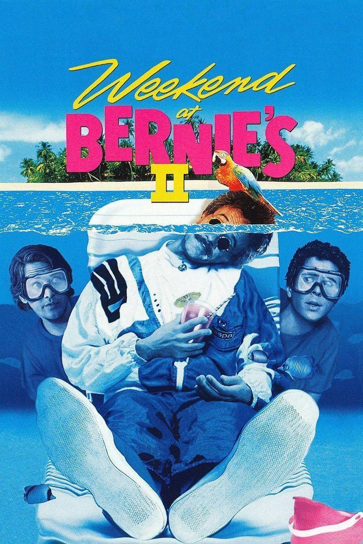Weekend at Bernie's II Poster