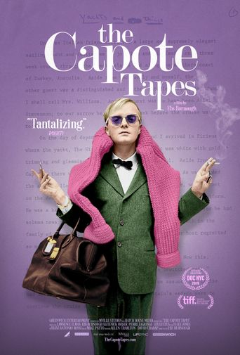 The Capote Tapes Poster