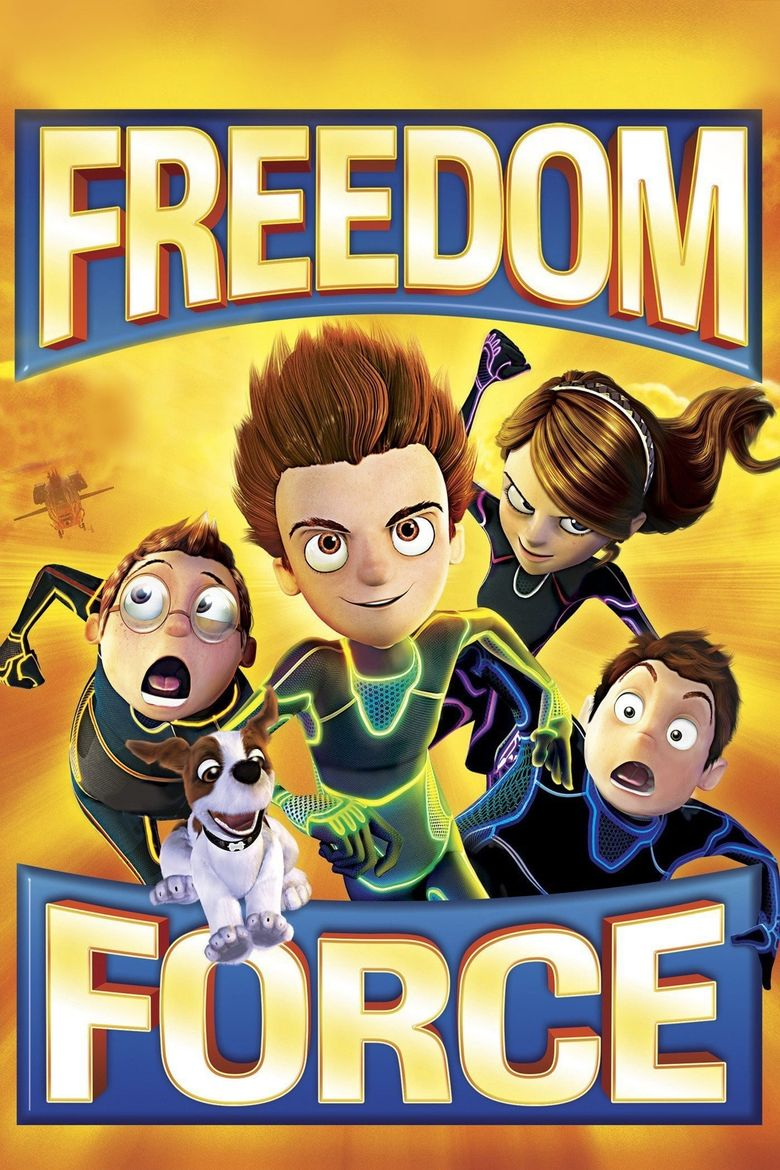 Freedom Force Poster