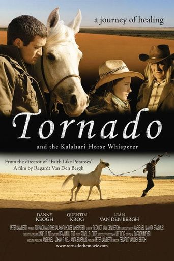 Tornado and the Kalahari Horse Whisperer Poster