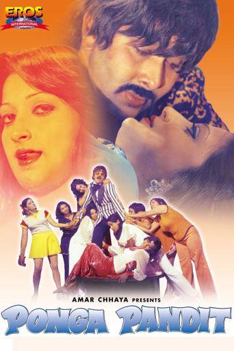 Ponga Pandit Poster