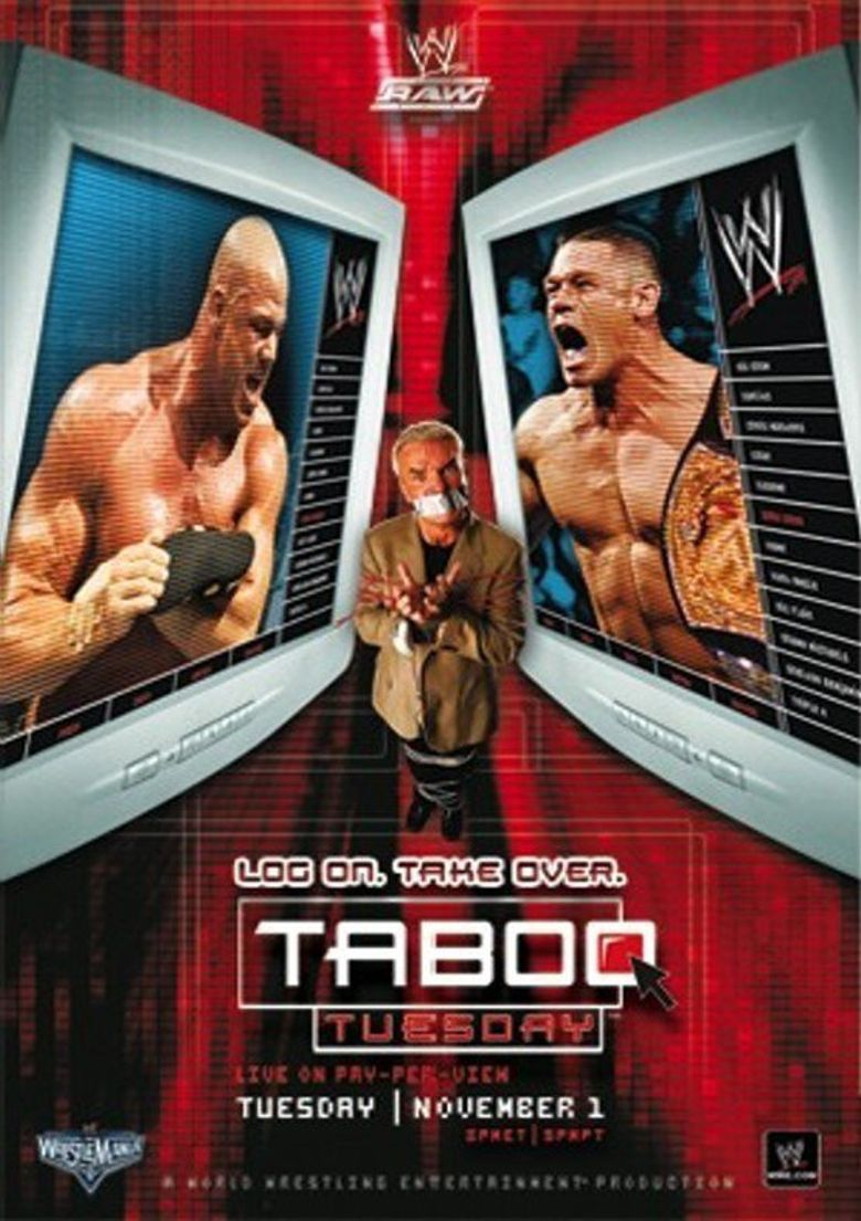 WWE Taboo Tuesday 2005 (2005) - Where to Watch It Streaming