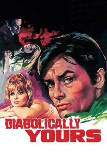 Diabolically Yours Poster