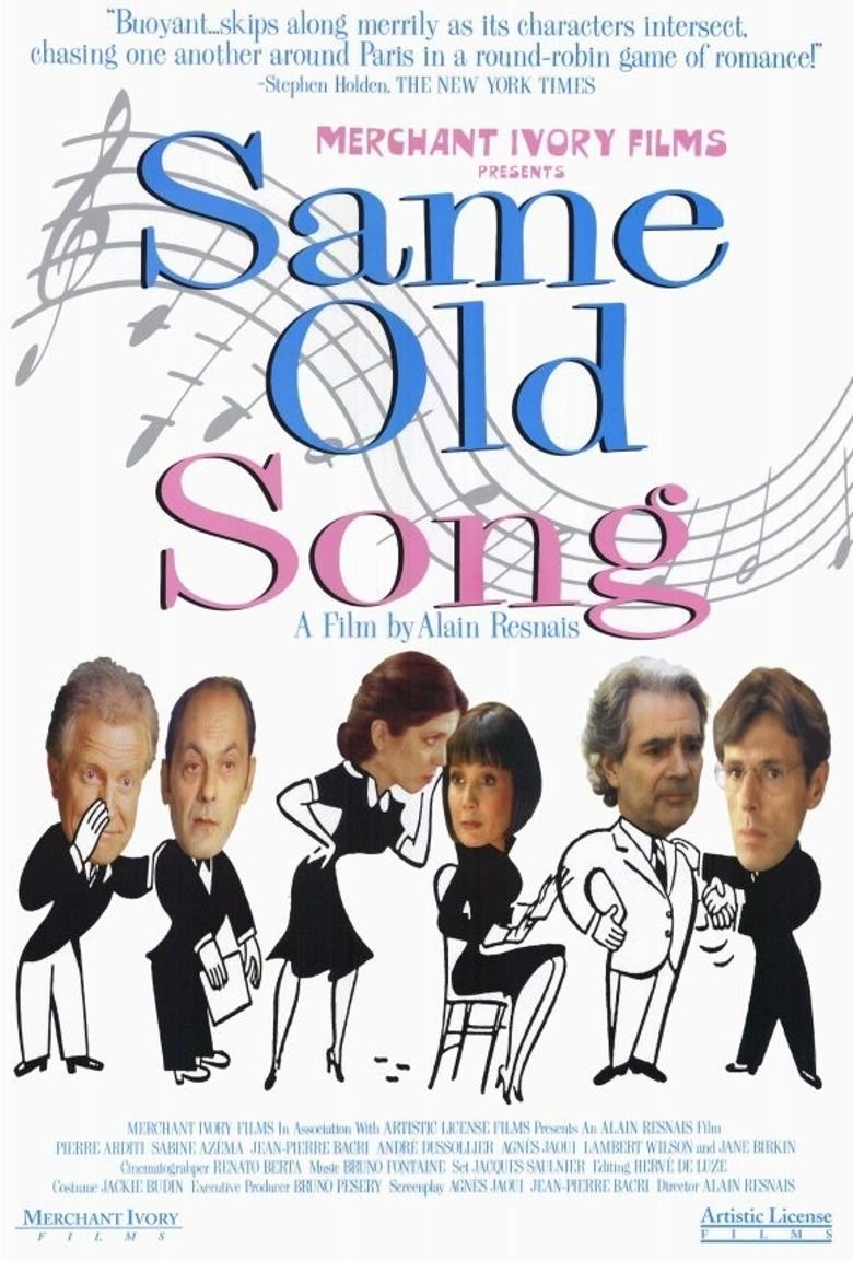 Same Old Song Poster