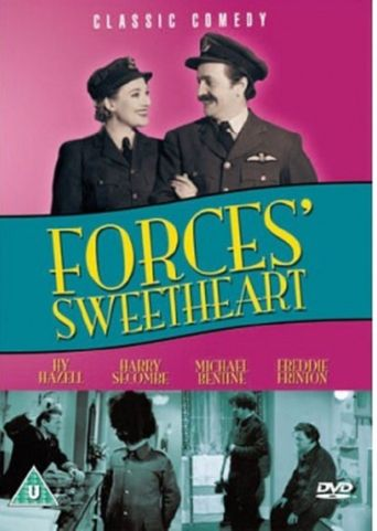 Forces' Sweetheart Poster