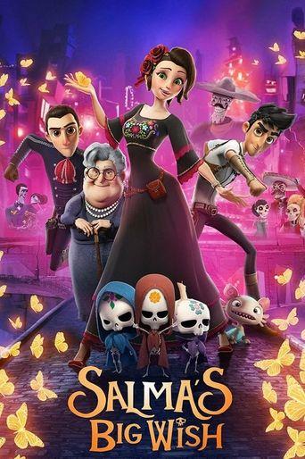Salma's Big Wish Poster