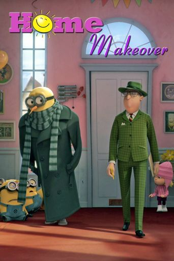 Minions: Home Makeover Poster
