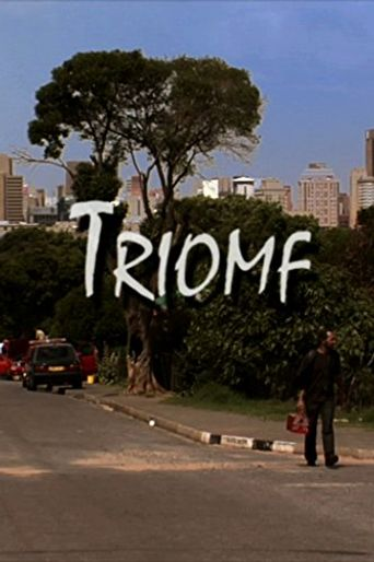 Triomf Poster