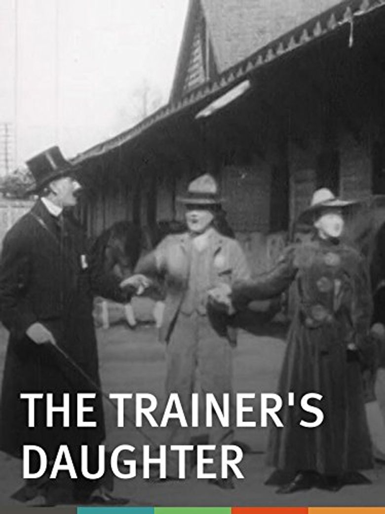 Watch The Trainer's Daughter; or, A Race for Love