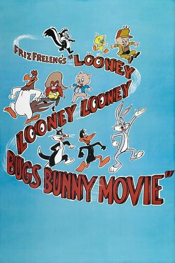 Watch The Looney, Looney, Looney Bugs Bunny Movie